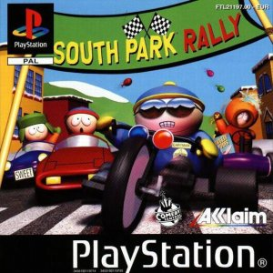 South Park Rally per PlayStation