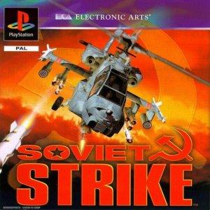 Soviet Strike per PlayStation