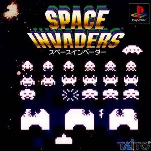 Space Invaders (Japan) per PlayStation