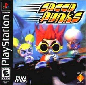 Speed Punks per PlayStation
