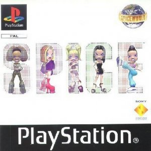 Spice World per PlayStation