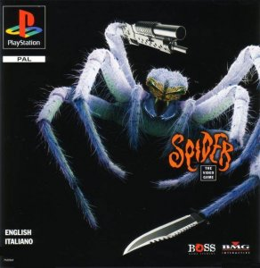 Spider: The Video Game per PlayStation
