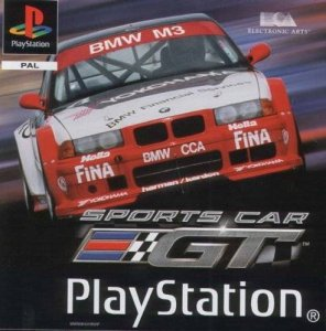 Sports Car GT per PlayStation