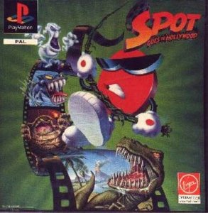 Spot Goes to Hollywood per PlayStation