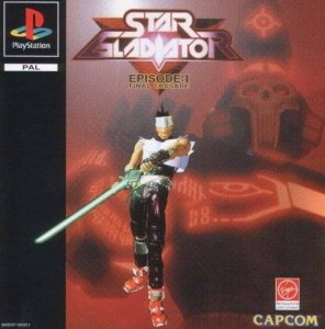 Star Gladiator per PlayStation