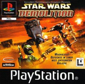 Star Wars: Demolition per PlayStation