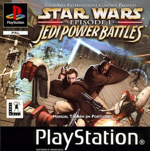 Star Wars Episode I: Jedi Power Battles per PlayStation