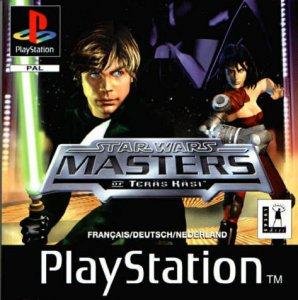 Star Wars: Masters of Teras Kasi per PlayStation