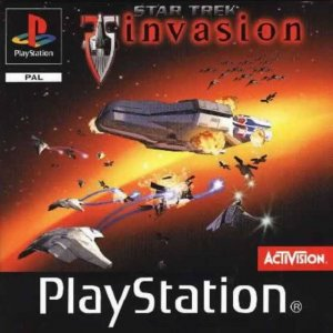 Star Trek: Invasion per PlayStation
