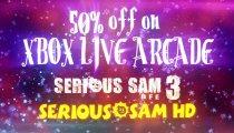 "Serious Sam 3: BFE - Video natalizio su ""Santa Sam"""