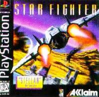 StarFighter per PlayStation