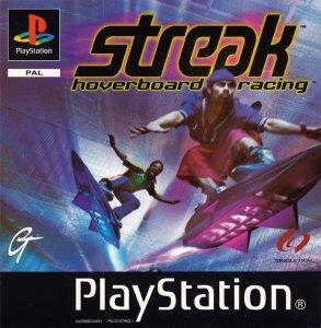 Streak: Hoverboard Racing per PlayStation