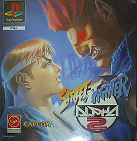Street Fighter Alpha 2 per PlayStation