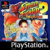 Street Fighter Collection 2 per PlayStation