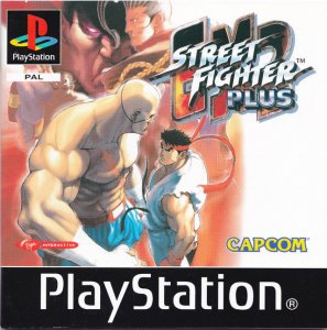 Street Fighter EX2 Plus per PlayStation