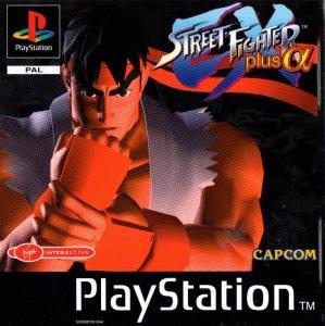 Street Fighter EX Plus Alpha per PlayStation