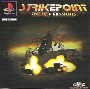 Strike Point per PlayStation