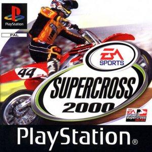 Supercross 2000 per PlayStation