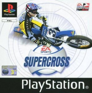 Supercross 2001 per PlayStation
