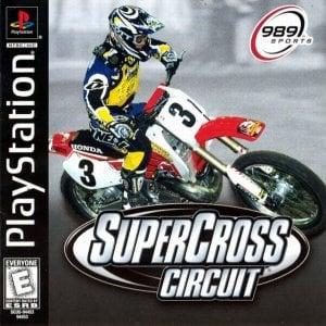 Supercross Circuit per PlayStation