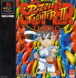 Super Puzzle Fighter II Turbo per PlayStation