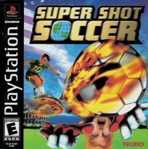 Super Shot Soccer per PlayStation