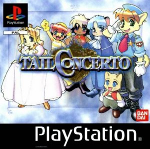 Tail Concerto per PlayStation