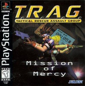 T.R.A.G. per PlayStation