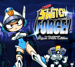 Mighty Switch Force! Hyper Drive Edition per Nintendo Wii U