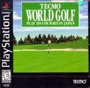 Tecmo World Golf per PlayStation