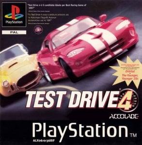 Test Drive 4 per PlayStation