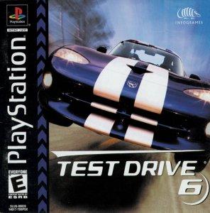 Test Drive 6 per PlayStation