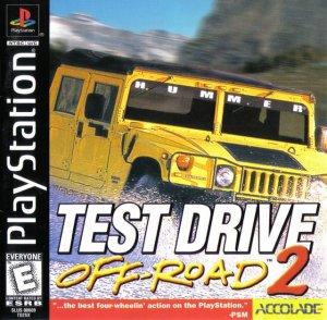 Test Drive: Off-Road 2 per PlayStation