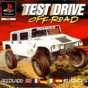 Test Drive: Off Road per PlayStation