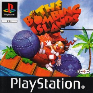 The Bombing Islands per PlayStation
