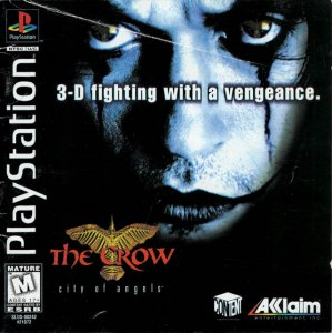 The Crow: City of Angels per PlayStation