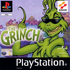 The Grinch per PlayStation