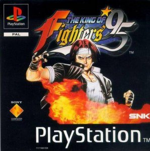 The King Of Fighters '95 per PlayStation