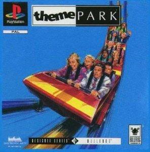 Theme Park per PlayStation