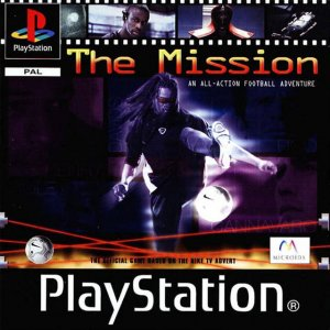 The Mission per PlayStation