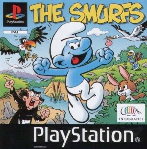 The Smurfs per PlayStation