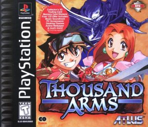 Thousand Arms per PlayStation