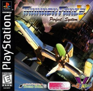 Thunder Force V per PlayStation