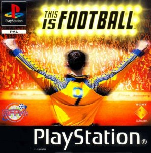This is Football per PlayStation