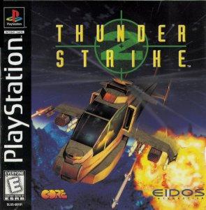 ThunderStrike 2 per PlayStation