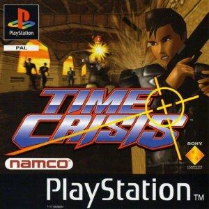 Time Crisis per PlayStation