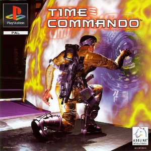 Time Commando per PlayStation