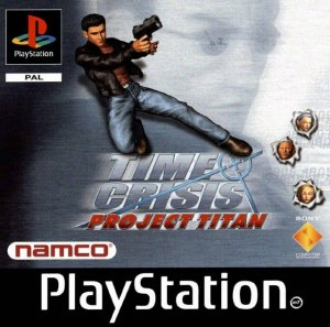 Time Crisis: Project Titan per PlayStation