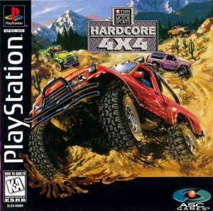TNN Motor Sports Hardcore 4x4 per PlayStation