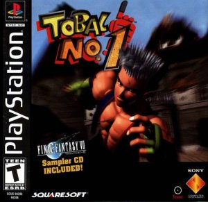 Tobal No. 1 per PlayStation